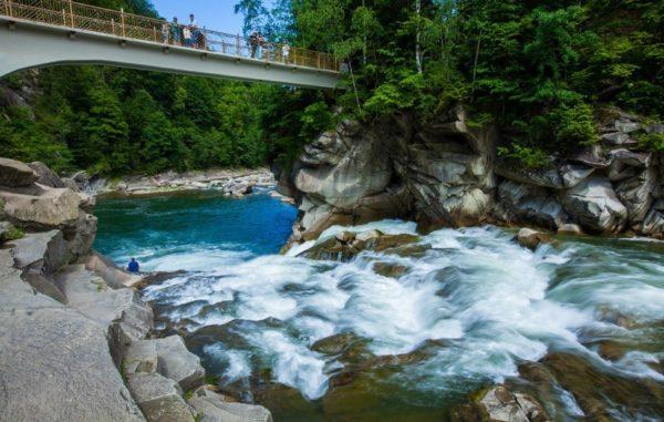 Отдых в Яремче,куда поехать на выходные, отдых в яремче, водопад пробий