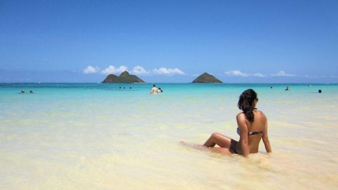 лучшие пляжи на гавайях