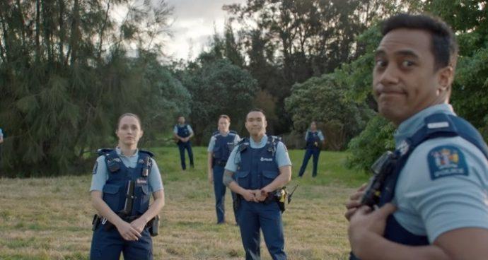 новозеландская полиция ролик о приеме на работу