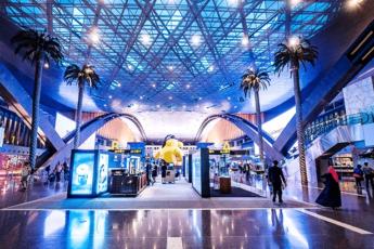 Аэропорт Дохи Хамад