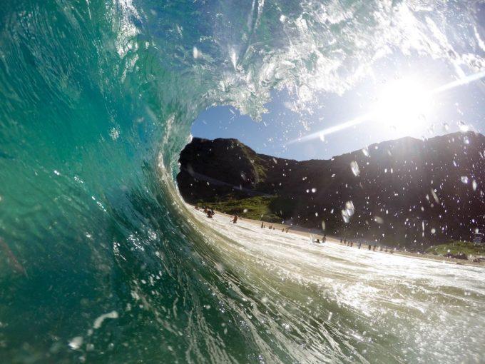 лучшие пляжи на гавайях,лучшие пляжи на гавайях для серфинга