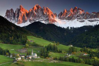 санта мадалена, куда поехать на выходные в европу, куда слетать на выходные в европу, куда поехать на выходные в европе, куда поехать на выходные в италии, santa maddalena деревня, santa-maddalena Италия