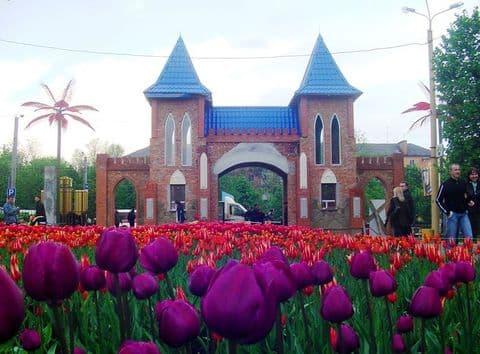 куда поехать на выходные в Украине весной, куда поехать в Украине, куда поехать на выходные в Украине