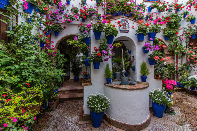 Фестиваль патио в Кордове-самые красивые дворики в мире!