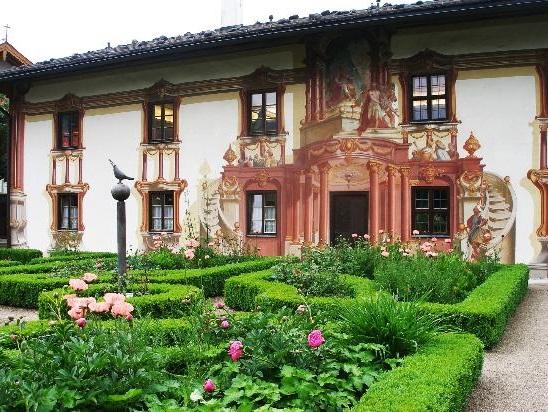 Куда поехать на выходные в Европу, куда слетать на выходные в Европу, интересные места Европы, куда поехать на выходные Германии, Обераммергау Германия, Обераммергау фото, Обераммергау достопримечательности