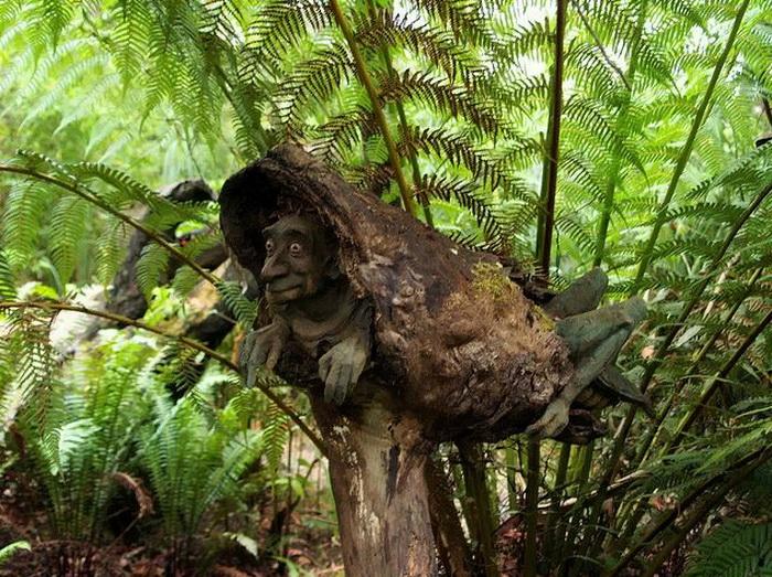 куда поехать на выходные в Австралии, куда слетать на выходные в Австралию, что интересного в Автралии, лес Бруно Торфса в Австралии, достопримечательности Австралии