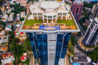 заброшенный особняк, заброшенный дом на небоскребе, заброшенный пентхаус на небоскребе, заброшенная вилла на небоскребе в бангалоре, заброшенная вилла на небоскребее